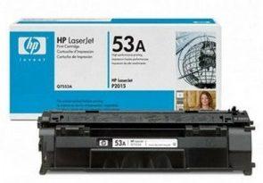 HP Q7553A (53A) Toner Siyah
